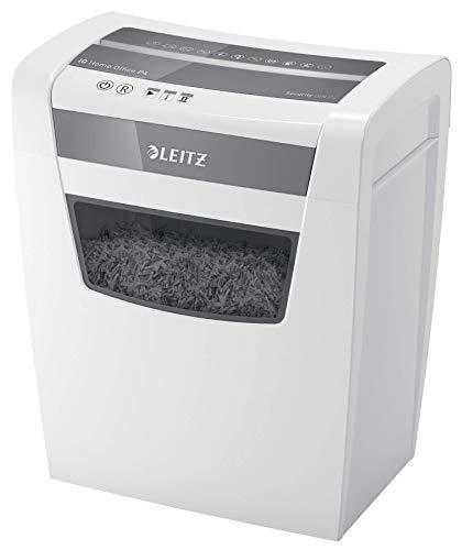 Leitz 80090000 IQ Home Office P4 - Destructora de papel de...