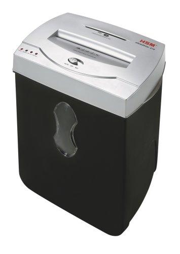 HSM shredstar X10 - Trituradora de papel, nivel de seguridad...