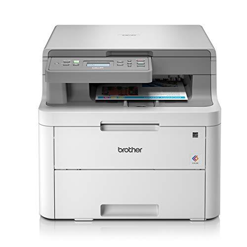 Brother DCP-L3510CDW - Impresora multifunción (Wifi, USB...