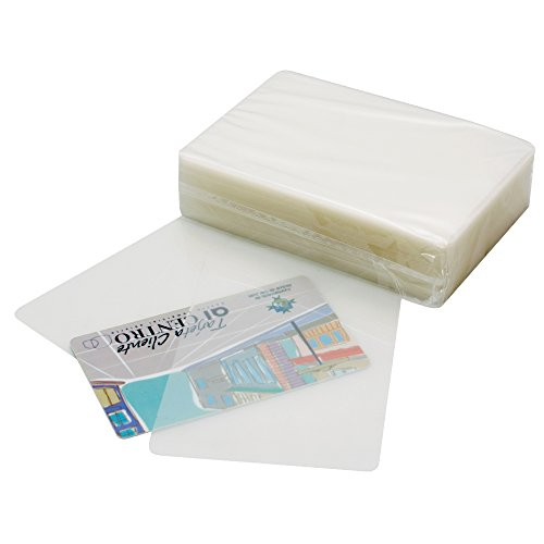 Makro Paper 11070 - Caja con pl?stico para plastificar, 100...