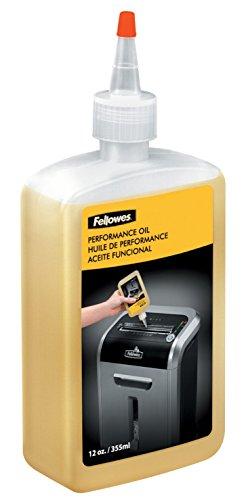 Fellowes - Aceite lubricante para destructoras de papel, 355...