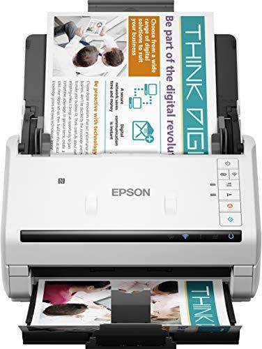 Epson WFDS570W - Escáner de Documentos en Color A4...