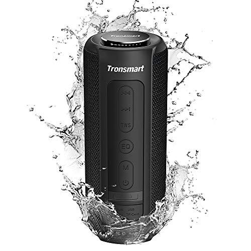 Tronsmart T6 Plus Altavoz Bluetooth 40W, Altavoces...