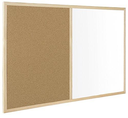 Bi-Office Budget - Tablero. 900 x 600 mm, color marrón y...