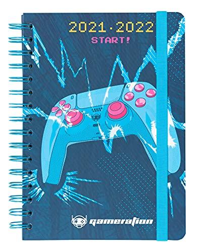Agenda Gameration 2021-2022 - Agenda escolar 2021-2022 /...