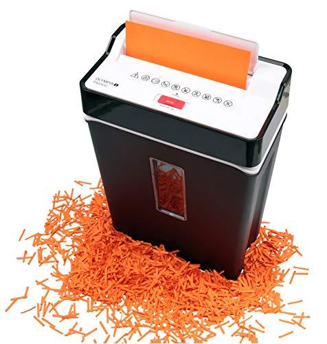 OLYMPIA PS 53 CC - Trituradora de papel, color negro