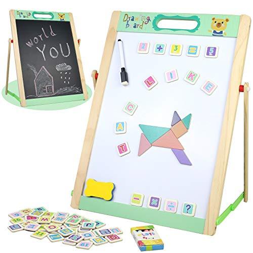 Pizarra Infantil Magnética Juguetes Montessori Puzzle de...
