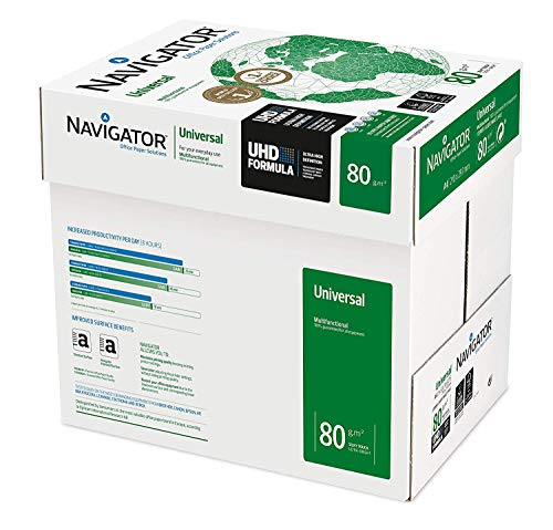 Navigator Universal - Papel multiusos para impresora - 2500...