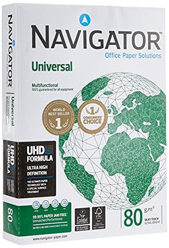 Navigator Universal - Papel multiusos para impresora 500...