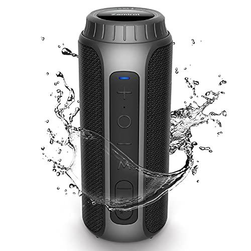 Zamkol Altavoz Bluetooth Potente 30W, Sonido Estéreo,...