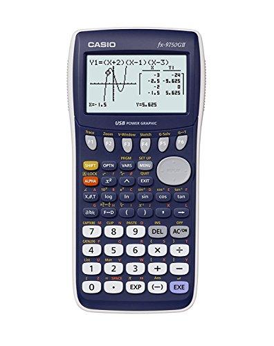 Casio FX-9750GII Bolsillo - Calculadora (Bolsillo,...
