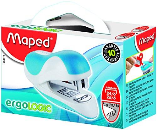 Maped Grapadora 352111 ergologic mini standard 15 kartek