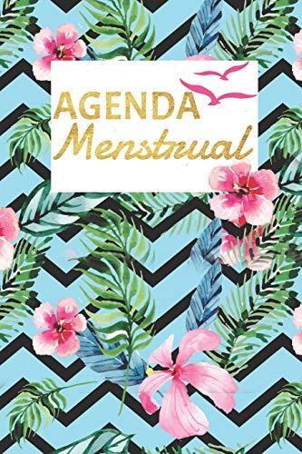 Agenda Menstrual: Calendario Para Ciclo Menstrual / Periodo...