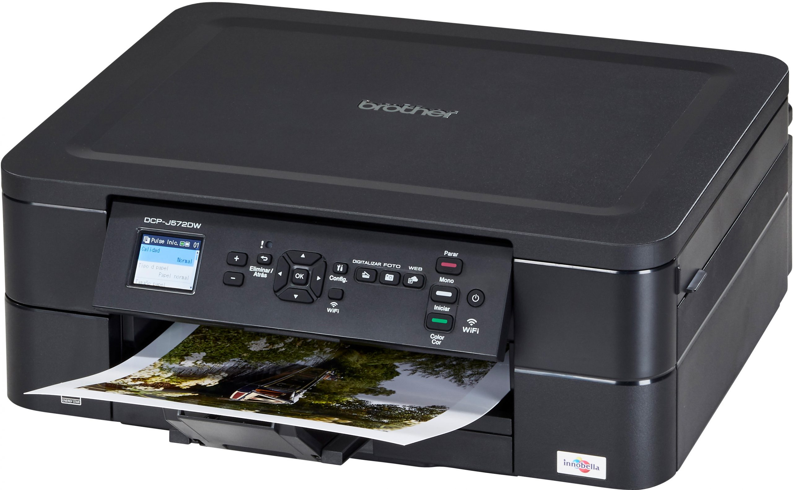 Impresora DCP-J572DW