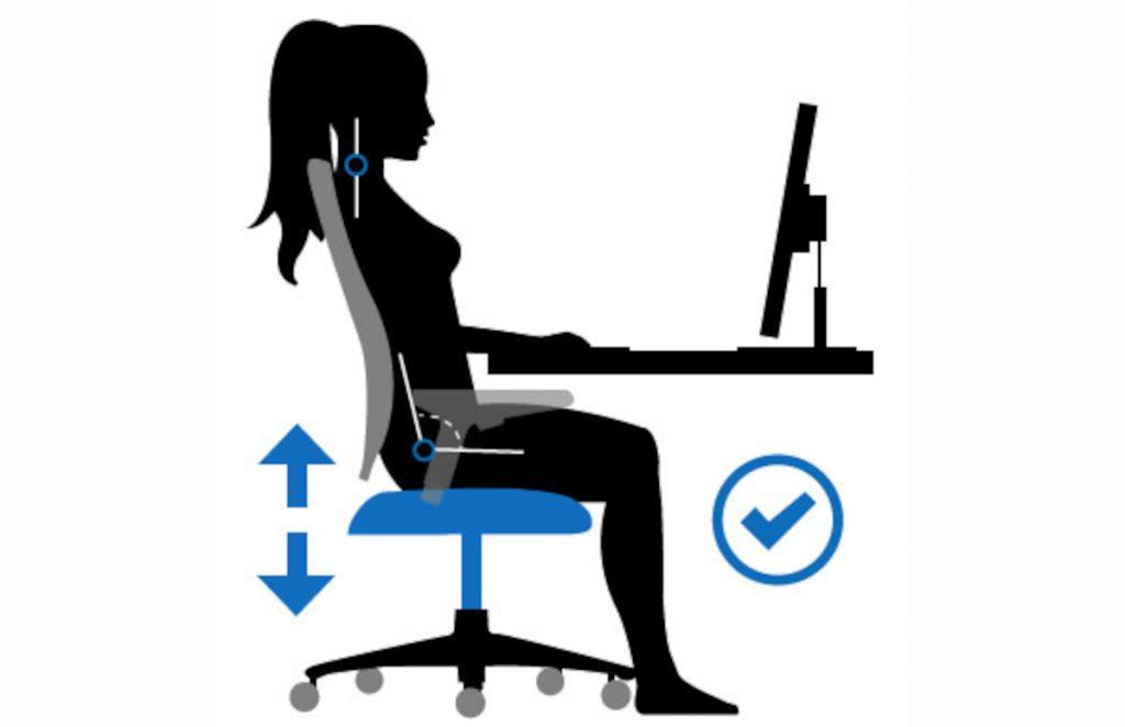 Mejor Silla de escritorio ergonómica