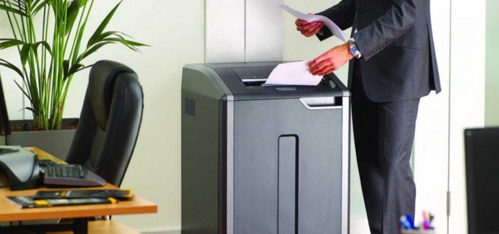 comprar una destructora de papel