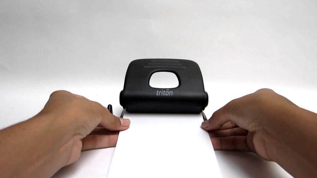 Perforadoras de papel