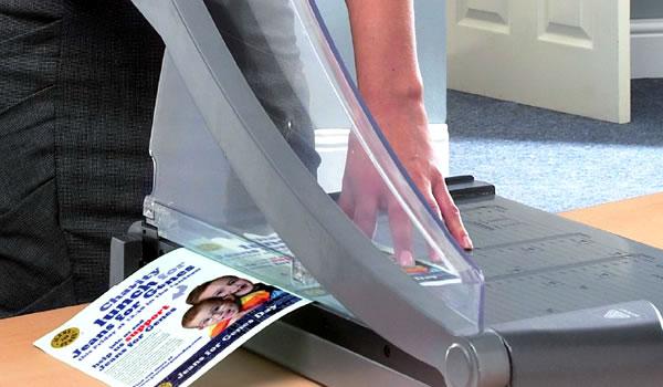 comprar una buena guillotina de papel