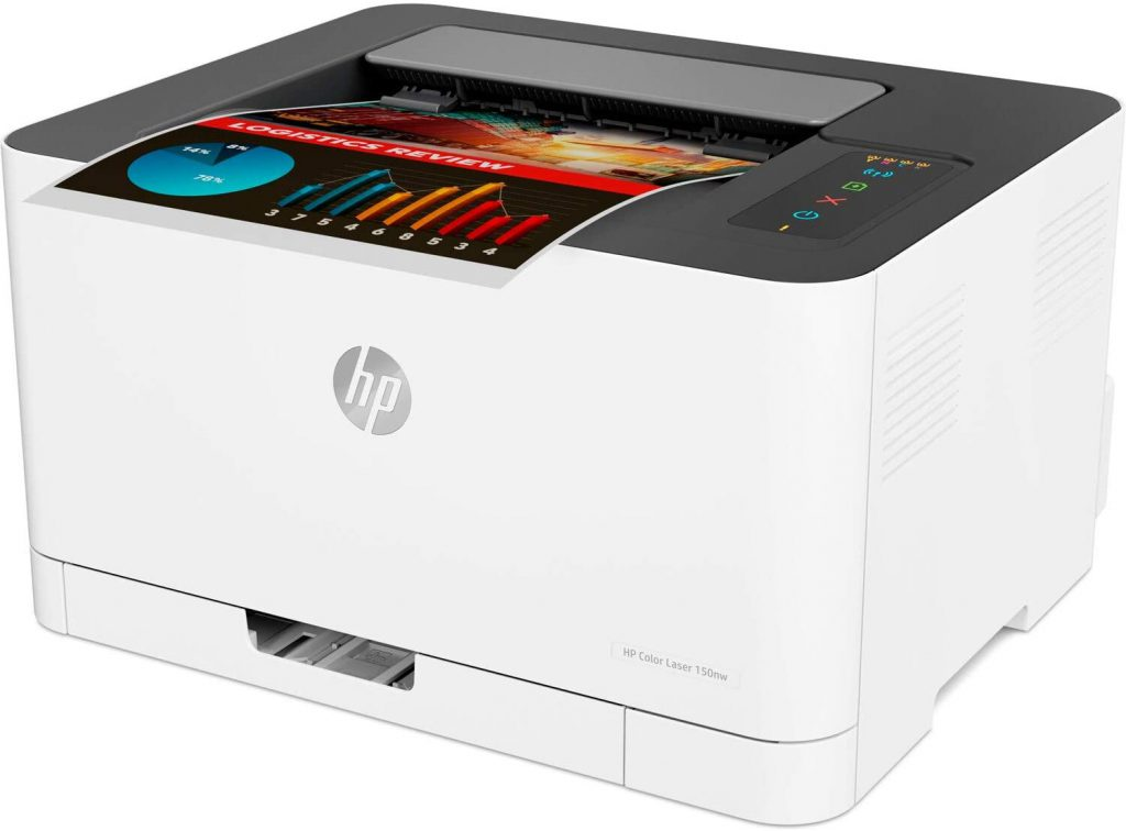 impresora HP Color Laser 150nw