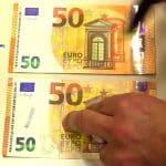 Cómo se sabe si un billete es falso con el rotulador