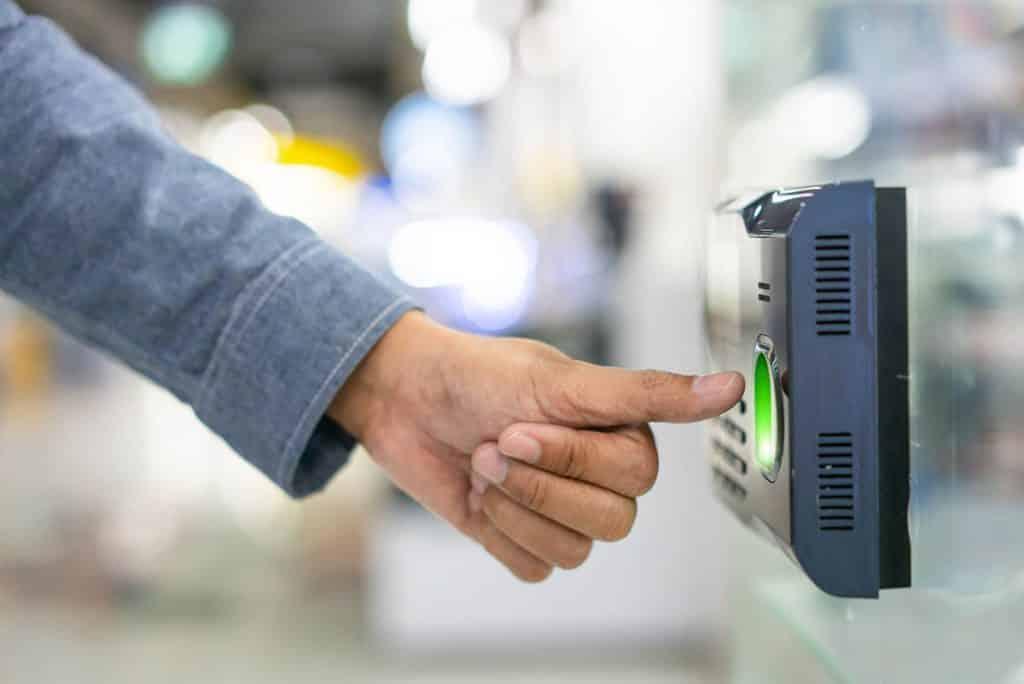 fichaje máquinas biométricas