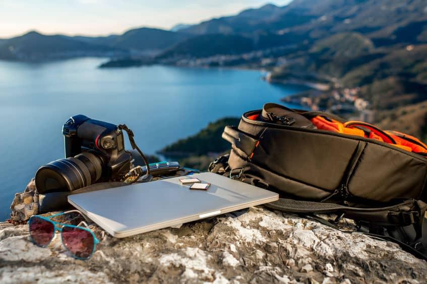 mochila de portatil para viajar