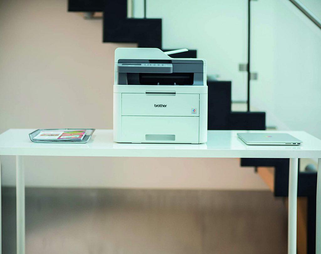 Brother DCP-L3550CDW impresora para oficina