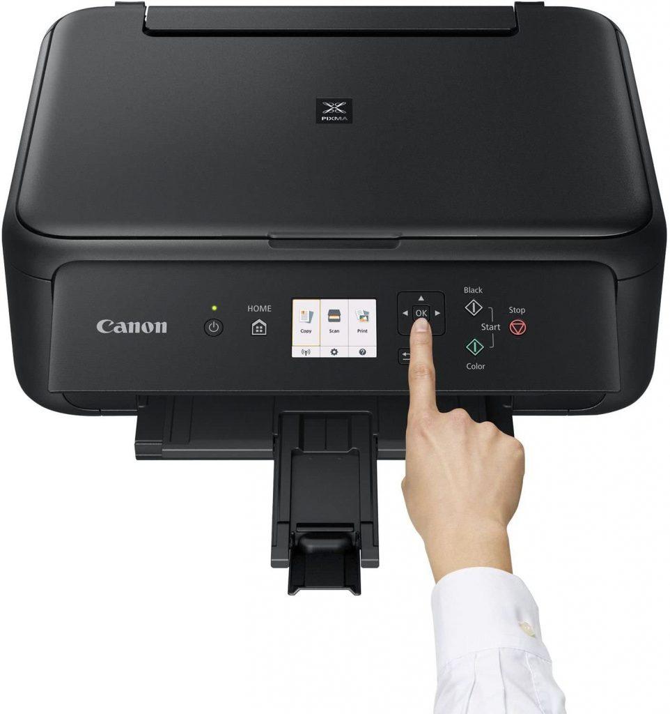 Canon PIXMA TS5150 impresora facil de usar