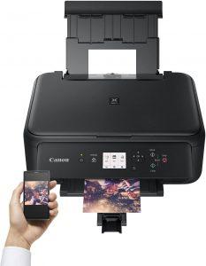 Canon PIXMA TS5150 imprimir desde el movil