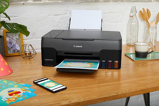 Canon Pixma G3560 impresora multifuncion de botellas de tinta