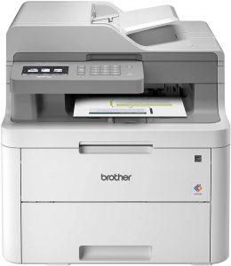 Impresora laser multufuncion brother MFC-L3710CW