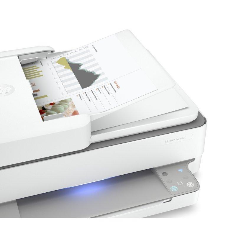 impresoras multifuncion HP Envy Pro 6430 con escaner adf