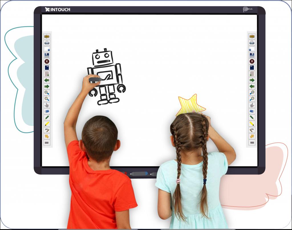 pizarras digitales niños