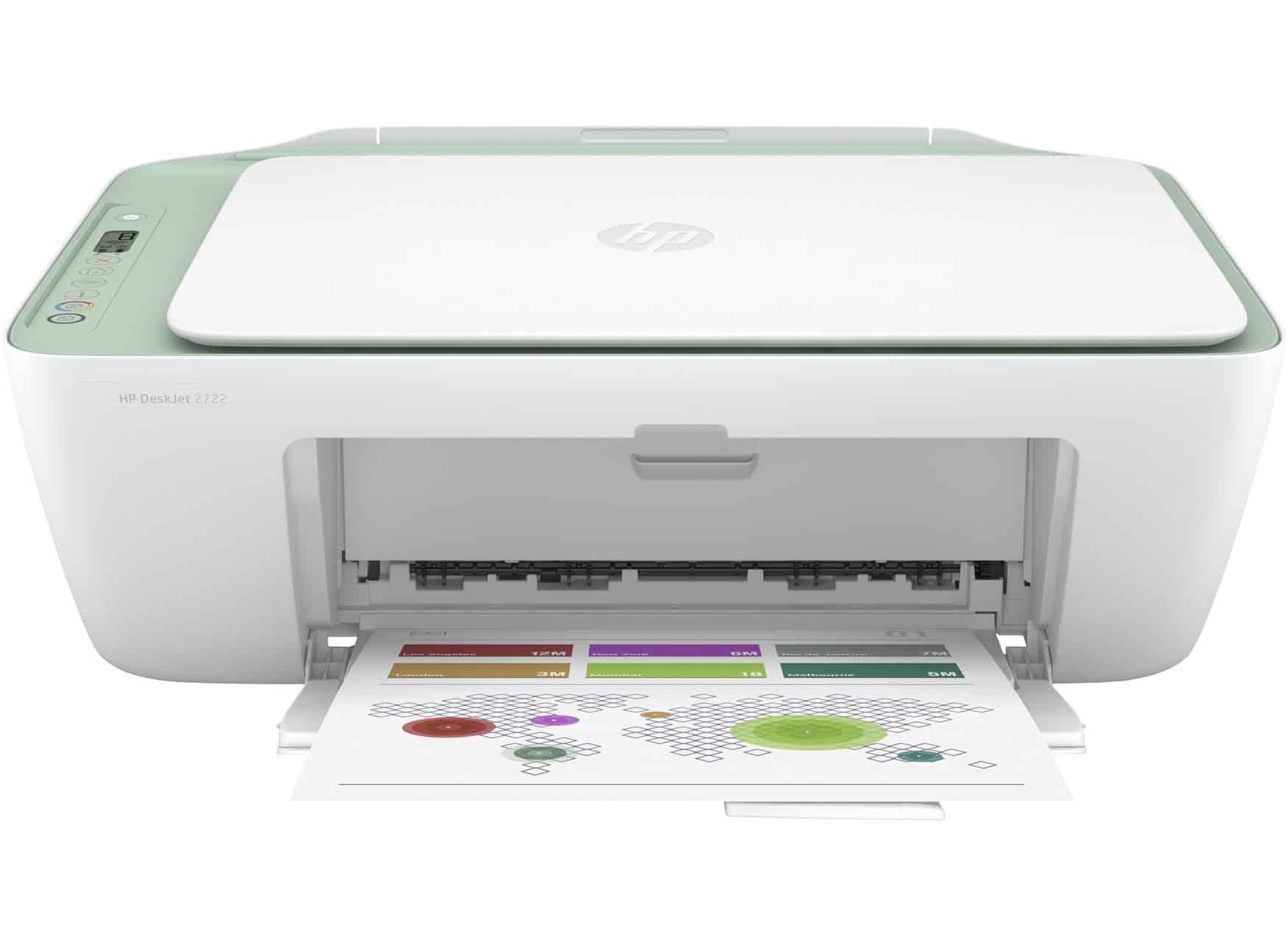 HP DeskJet 2722 corte ingles