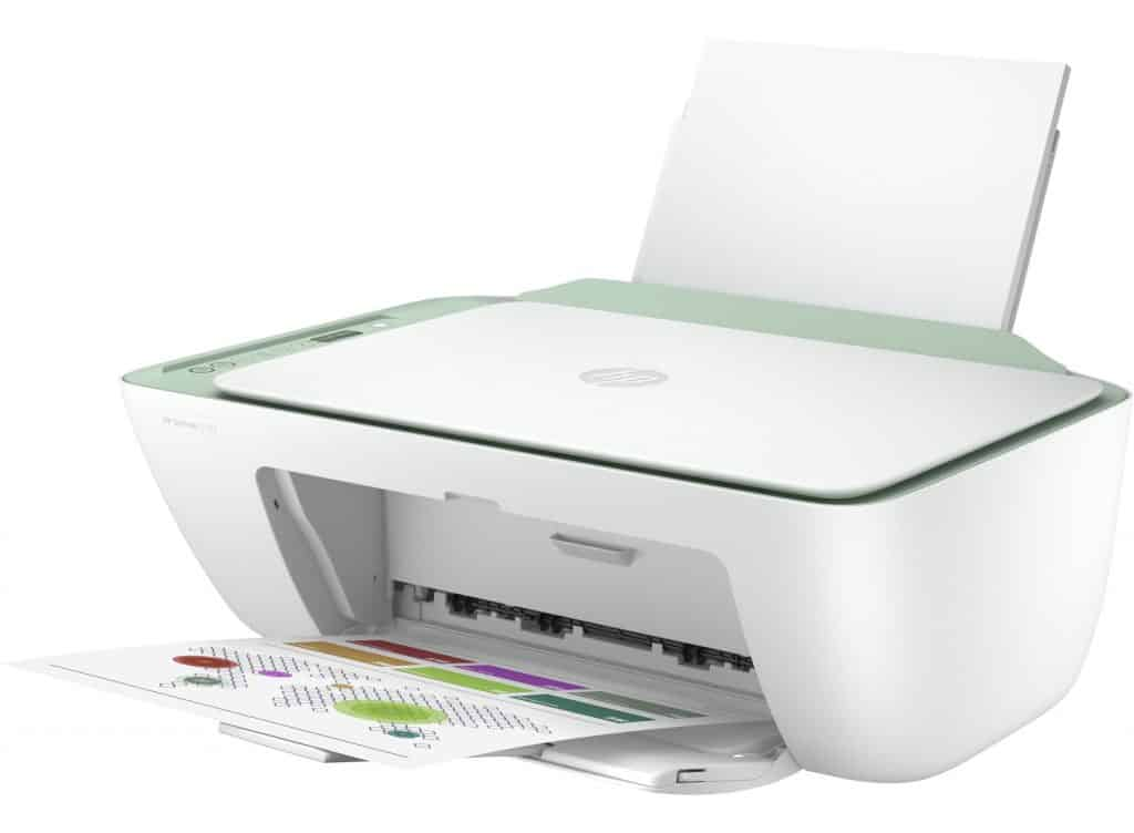impresora multifuncion HP DeskJet 2722
