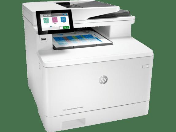 HP Color LaserJet Enterprise M480f impresora 27ppm