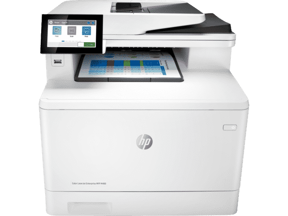 HP Color LaserJet Enterprise M480f impresora laser multifuncion de hp
