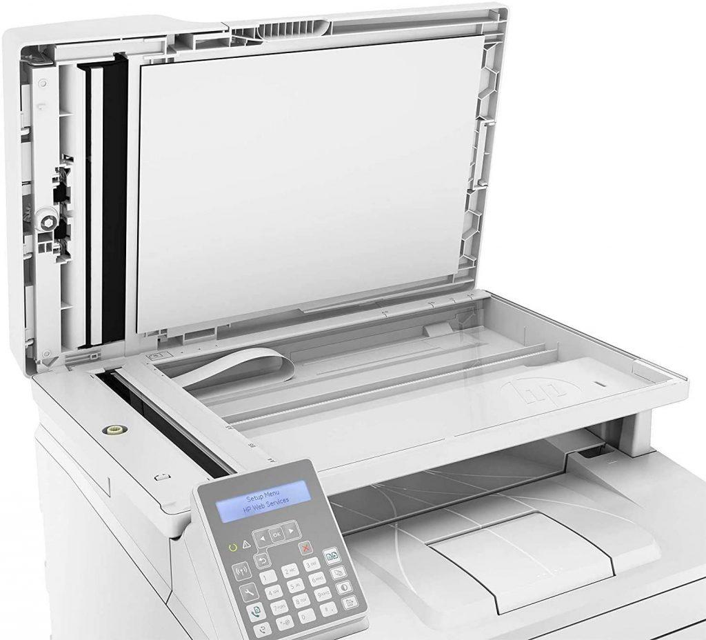 HP LaserJet Pro MFP M148fdw escaner