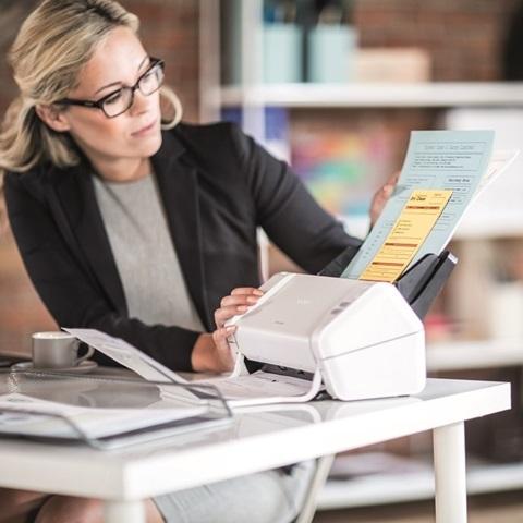 escanear documentos para digitalizar