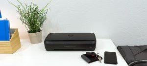 mejor impresora pequeña HP para uso doméstico