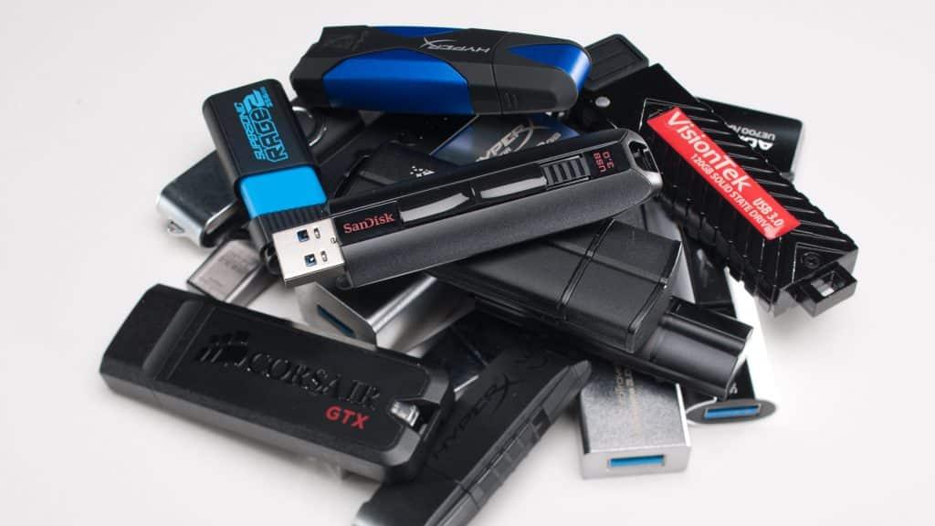 Guía de compra para elegir las mejores memorias USB