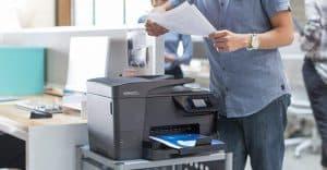 Precio de las impresoras con escáner