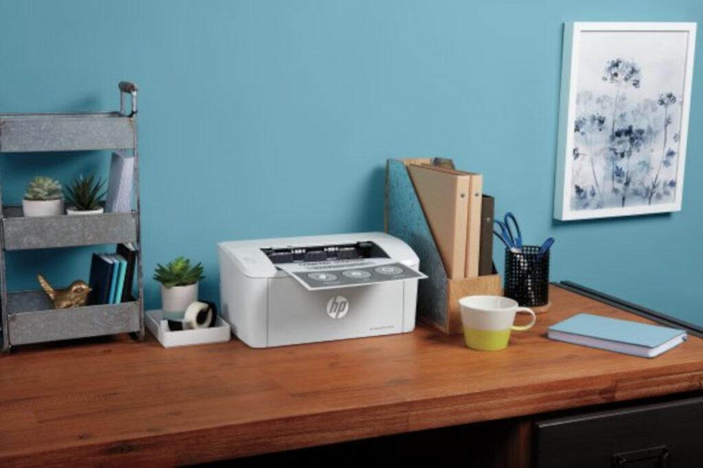 HP LaserJet Pro M15a pequeña para oficina