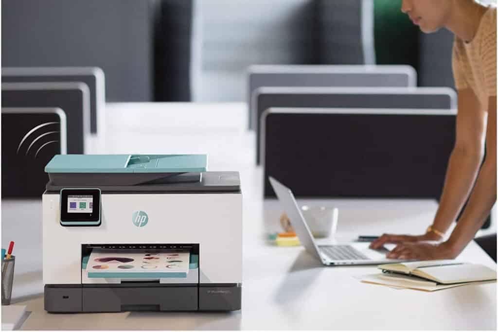 impresora OfficeJet Pro 9025